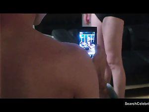 James Deen and Lindsay Lohan get warm on cam