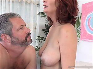 Ashley Graham and spouse love ample ebony fuck-stick