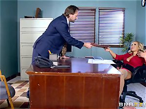 How to plow in the office with Olivia Austin