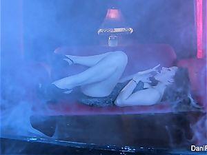Dani Daniels pounding Dracula