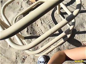 Blair Williams playground super-steamy plow