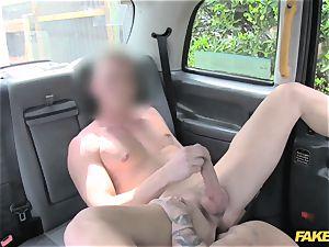 fake taxi prague bombshell splooging on webcam