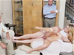 father care and breakfast handjob older guy Molly Earns Her Keep
