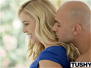 TUSHY very first ass fucking For Cherie Deville and Samantha Rone