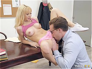 super-naughty teen Kenzy romped by senior dude