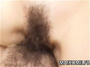 Nobuko Torii - Mature JAV Fisted plumbed And Facialized