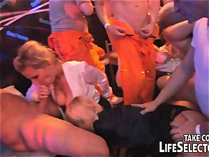 The Swinger soiree continues in Tokyo