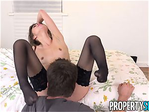 PropertySex - Surfer boy drills insanely warm landlady