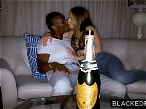 BLACKEDRAW gf Cheats With fattest big black cock in The World!