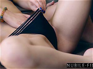 NubileFilms - fuckin' nubile gf trio