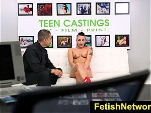 FetishNetwork Rachael Madori harsh fuckfest