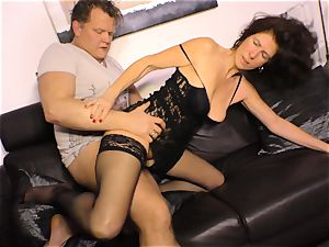 xxx OMAS - hardcore fuckin' with German mature woman