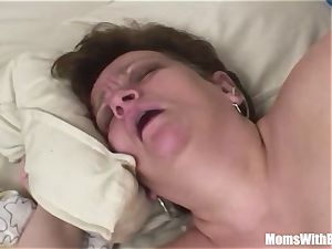 Bigtit ginormous Mama buttfuck banged By youthful penis