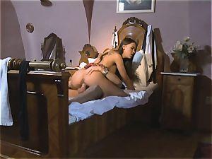 Victoria succulent rides man sausage in her college uniform