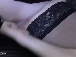 AgedLovE well-known big-titted Matures hard-core Groupsex